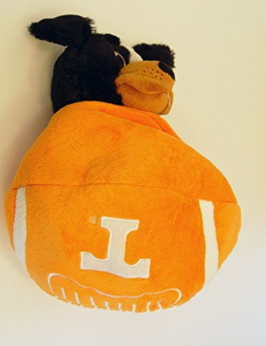 (Tennessee Vols Volunteers Reverse-a-pal Football Plush Toy)