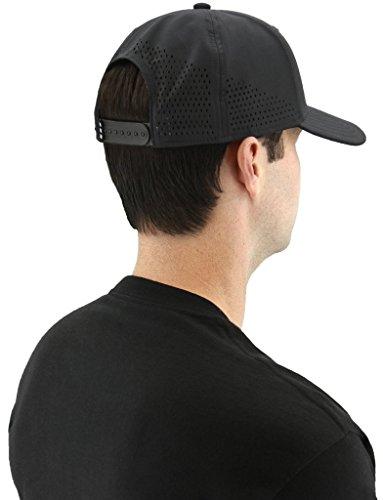 4117543ddaa adidas Men s Originals Tech Mesh Structured Snapback Cap