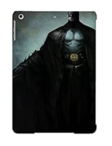 Appearance Snap-on Case Designed For Ipad Air- Batman In Dark Movie (best Gifts For Lovers)