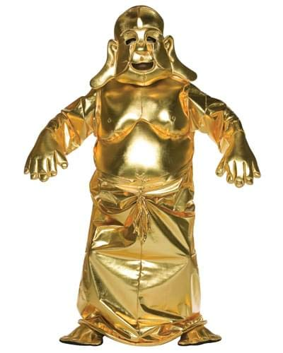 Golden Buddha Adult Costume]()