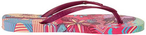 Ipanema I Love Tribal Fem, Chanclas para Mujer Mehrfarbig (pink/purple)
