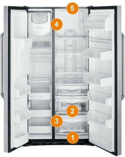 PS11755733 12784415 W10503278 Refrigerator Electronic Control Jazz Board for Whirlpool Maytag WPW10503278 W10165748 AP6022400 12868513