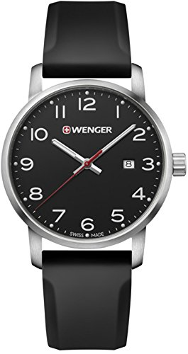 Watch WENGER 01.1641.101 Man Steel