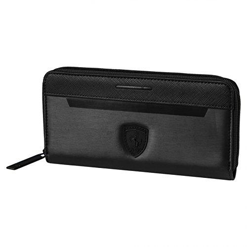 Puma Ferrari LS Ladies Wallet Black