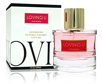 Watermark Loving Eau De Parfum for her 3.4 Oz Inspired by Love Me VS