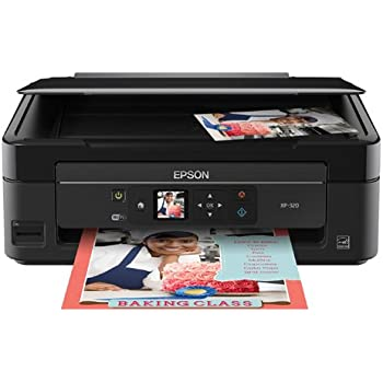 Amazon.com: Epson Expression Home xp-424 Color Photo Printer ...