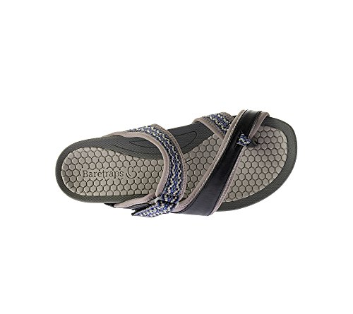 Baretraps Womens Denni Slide Sandale Noir