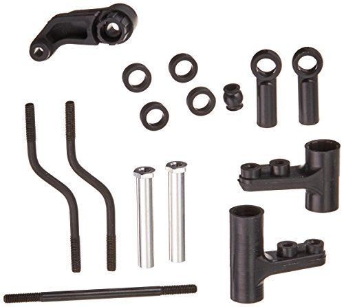 Bell Crank Set (ECX Bell-Crank Set w/Post and Bushing: 1:10 4wd All)