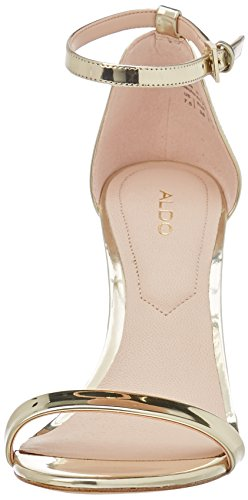 Or Sandales Ouvert Myly 2 Femme Aldo Bout gold qgXwaB