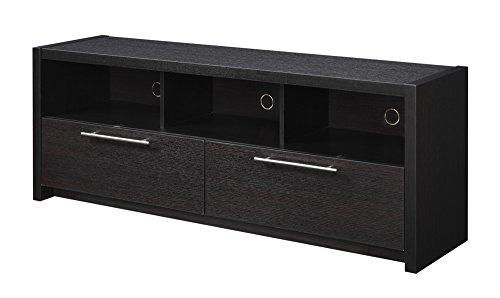 Newport Leather Bench (Convenience Concepts Designs2Go Newport Marbella TV Stand, Espresso)