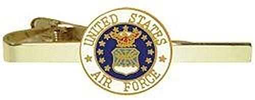 Air Force Necktie (United States Air Force Tie Bar)