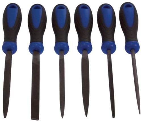 Assenmacher Specialty Tools 3810 File Set - 6 Piece