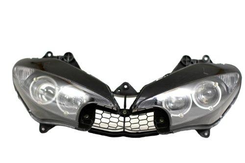 2003-2005 03-05 2003 2004 2005 Yamaha YZF - R6 / R6S Headlight Assembly (Injection Molding) Headlight Molding