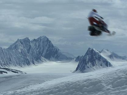 The Nomads Extreme Sports Collection: Freestyle Snow Cross Snowmobile Events (FSX) (Beauchamp Collection)