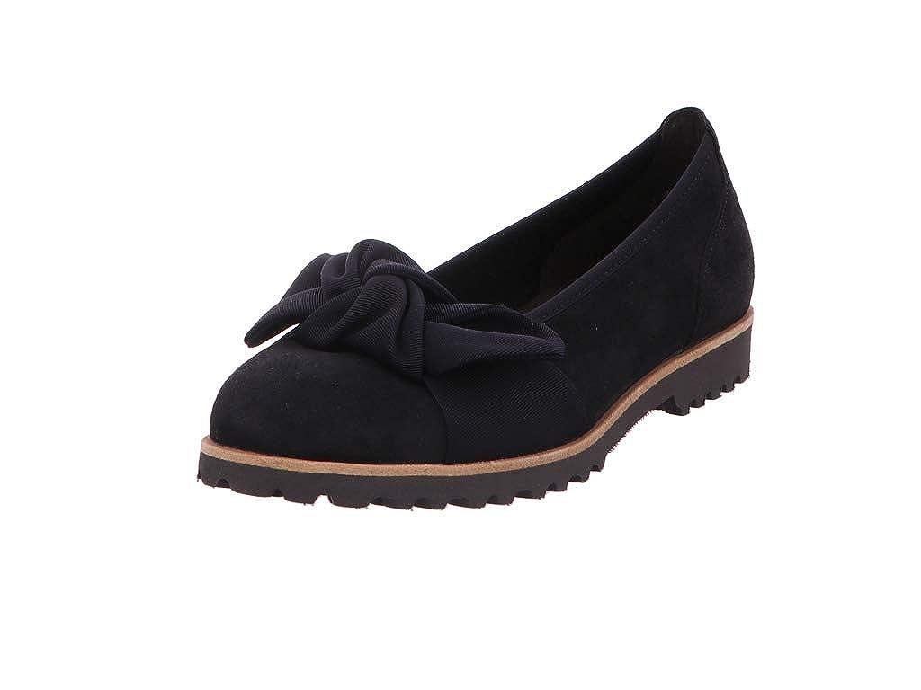 Gabor Shoes EU|Bleu Gabor Jollys, Ballerines Femme 37.5 EU|Bleu Shoes (Pazifik/Ocean(cogn 16) 235054