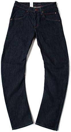 x EDWIN 056 Rider Jeans CORDURA 56ライダージーンズ コーデュラメンズ レディース デニムパンツ ライディングパンツ S Red StitchRed Stitch/One Wash