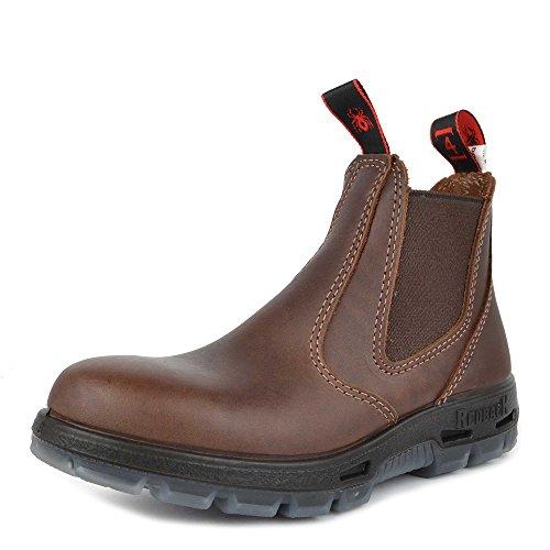 Jarrah en Redback Chaussures Boots Marron Boots Cuir Femme Ewp7qRIq