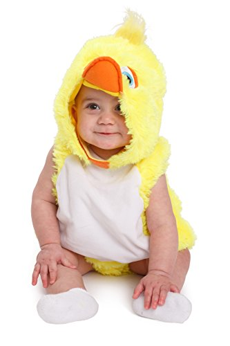 Dress Up America Baby Duck Halloween Costume Infants Yellow Duck -