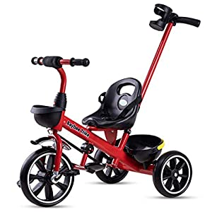 Best Tricycle Bikes For Kids