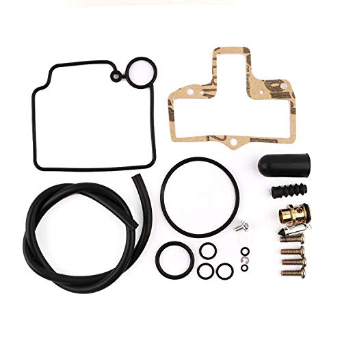 CQYD New Carburetor Carb Rebuild kit Repair For Mikuni HSR42/45 Smoothbore KHS-016 Harley 1999-2006