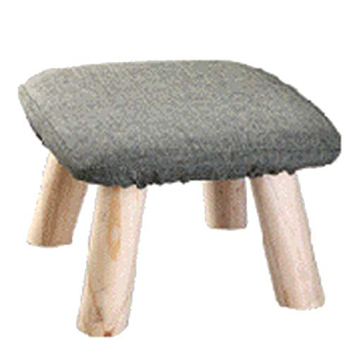 Stool Plans Free - For What Reason Wooden Benches Wood Cloth Round Stools Small Stools Shoes stools Low Stools Solid Fashion Creative Sofa Benches Adult Square,Buff