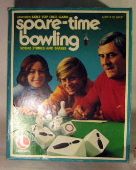 Spare-Time Bowling 1977 Edition