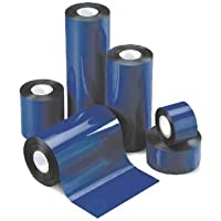 Thermal Transfer Ribbon - Wax 4.0 X 1181 (101.6mm X 360m) Black 24 Rolls/Case (DATAMAX Printer)