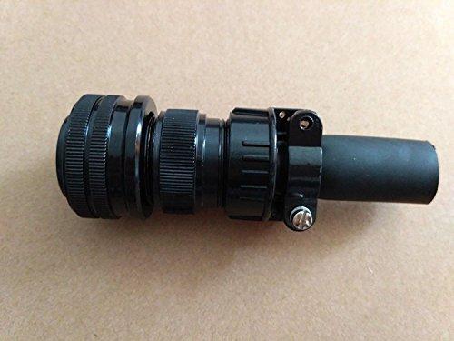 Push Pull Gun (10 pin plug for Spool & Push and Pull Gun control cable extension,power source (ETA:7-12 WORK DAYS))