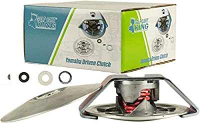Yamaha G2-G22 Golf Cart Secondary Driven Clutch Kit (Heavy Duty/Torque Spring)