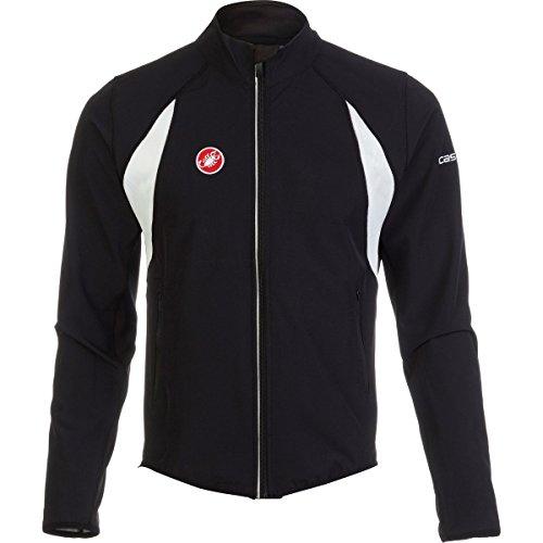 Castelli Race Day Warm Up Jacket - Men's Black, XXL