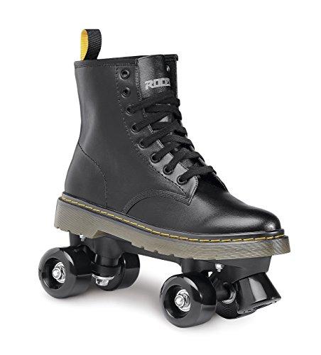 (Roces 550061 Model Clash Roller Skate, US 7M/9W, Black)