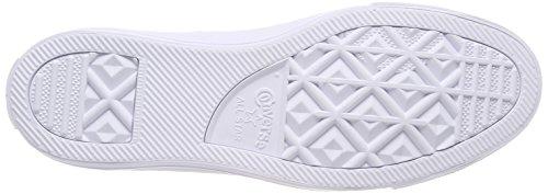 Converse Women's CTAS Ox Tan/Mouse Trainers, White White (White/Tan/Mouse 102)