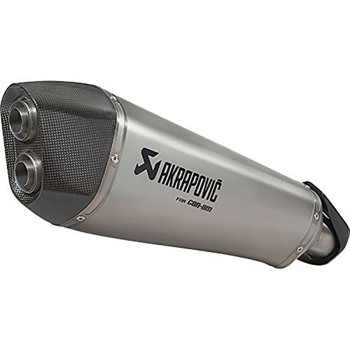 Can-Am 219400444 Akrapovic Sport Silencer by Can-Am (Image #2)