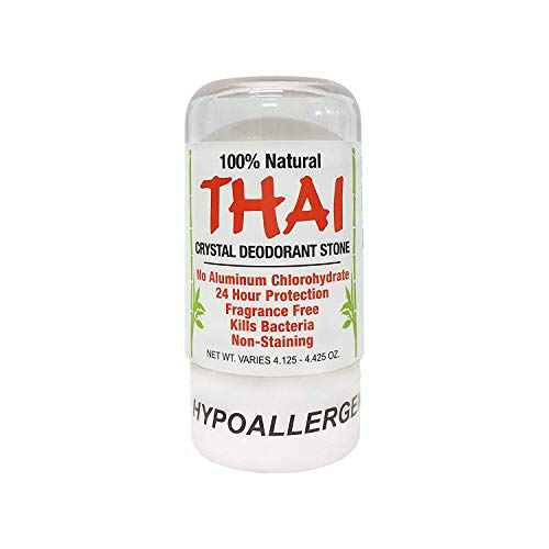 (Deodorant Stones of America: Thai Crystal Deodorant, 4.25 oz (Pack of 2))