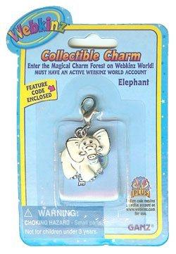 Webkinz Elephant Charm by Webkinz ()