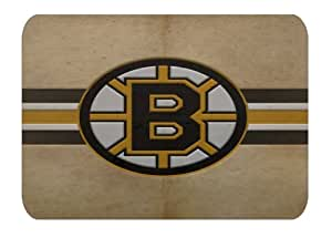 NHL Boston Bruins Computer Mouse Pad by runtopwell