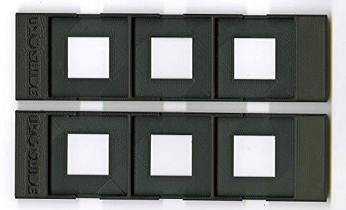 126 Slide Holder/Adapter Compatible w/Epson Perfection V550/V600 Film Scanners