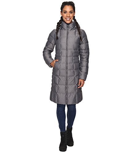 The North Face Women's Metropolis Parka II Graphite Grey Heather (Prior Season) Outerwear
