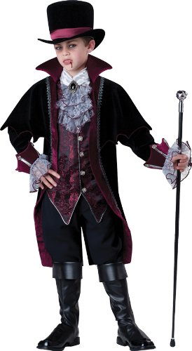 For Steampunk Tweens Costume (Vampire of Versailles Tween Costume Clothes Size)