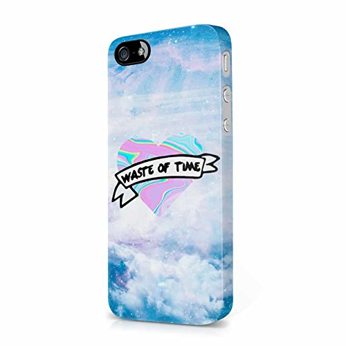 waste-of-time-holographic-tie-dye-heart-stars-space-apple-iphone-5-iphone-5s-iphone-se-plastic-phone