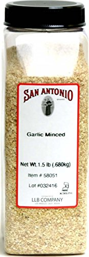 24 oz Premium Restaurant Dried Minced Dry Garlic