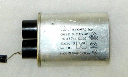 microwave capacitor 2100vac - 8