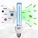 UVC Bulb UV Germicidal Lamp UV-C Light with Ozone