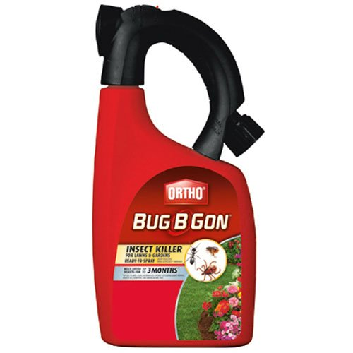 Ortho Bug B Gon Insect Killer - best flea bomb