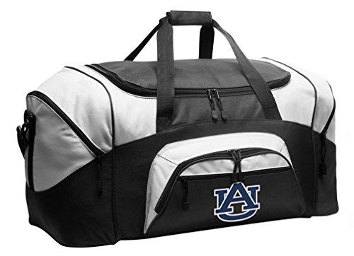 Large Auburn Duffel Bag Suitcase or Gym Bag for Men A Man Him or Her!