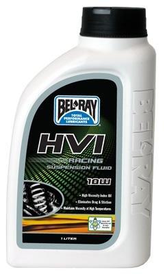 Bel-Ray HVI Racing Suspension Fluid - 10W - 1L. 99380-B1LW