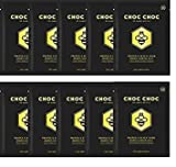 Innisfree Mask Sheet Function Charcoal Mask Sheet Eightwonders CHOC CHOC Propolis Black Honey Black Mask with Ultimate Natural Green Propolis Extract 20,000ppm,Bamboo. Firms, Plumps and lifts skin, Pack of 10, 0.88 fl oz each