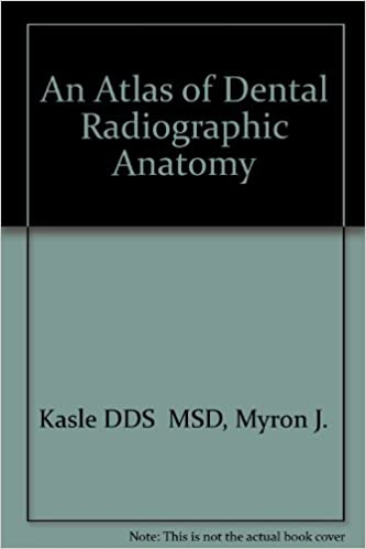 An Atlas Of Dental Radiographic Anatomy 9780721652924 Medicine