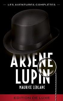 Arsène Lupin : 22 aventures par Leblanc
