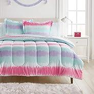 dream FACTORY Easy-Wash Super Soft Microfiber Comforter Bedding